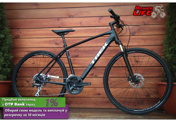 Велосипед Trek Dual Sport 2 2019