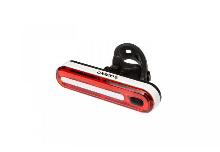 Задняя мигалка ONRIDE Inferno 20 USB 100 Lm