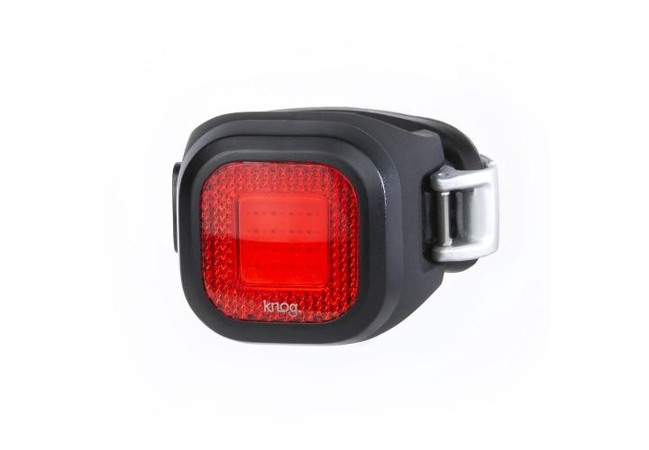 Knog Blinder Mini Chippy Rear 11 Lumens Black