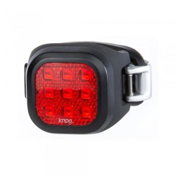 Knog Blinder Mini Niner Rear Black 11 Lumens