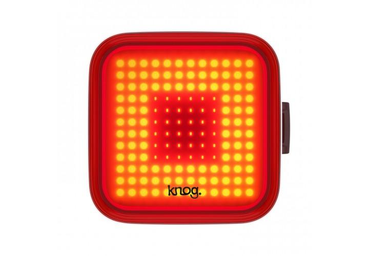 Мигалка задняя Knog Blinder Square Rear 100 Lumens