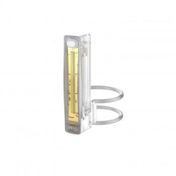 Мигалка передняя Knog Plus Front 40 Lumens Translucent