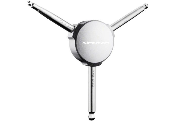 Шестигранник Birzman Y-Grip 4/5/6мм