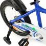 """Велосипед детский RoyalBaby Chipmunk MK 18"""", OFFICIAL UA, синий"""