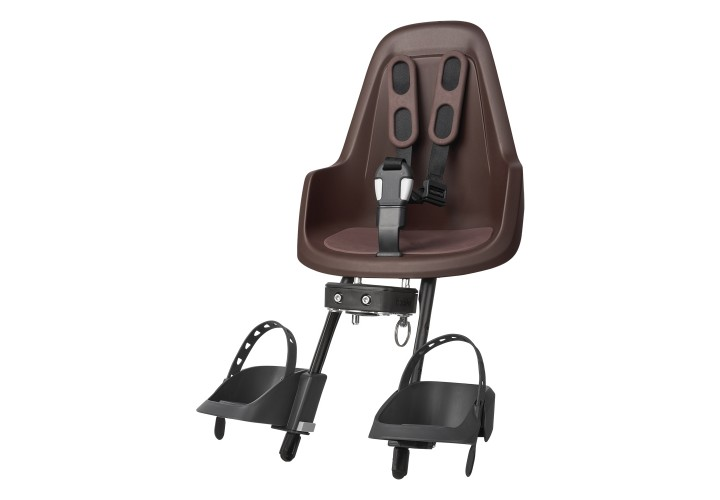 Детское велокресло Bobike Mini ONE / Coffee brown