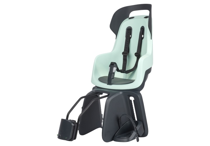 Детское велокресло Bobike Maxi GO Frame / Marshmallow mint