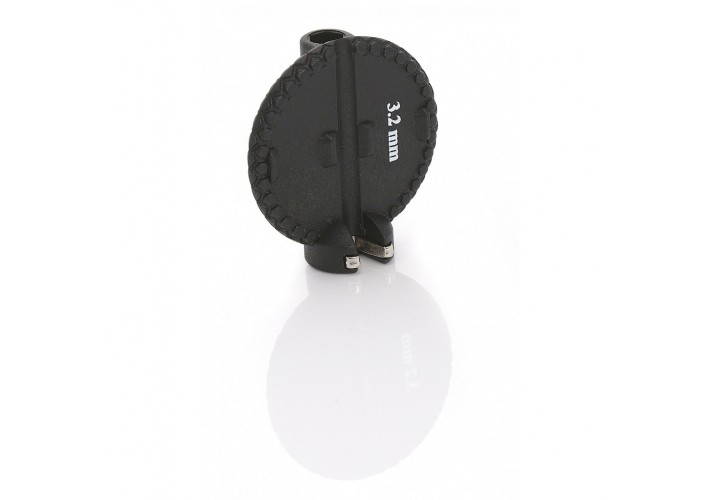 Ключ для спиц XLC TO-ND03, 3,2мм, черный