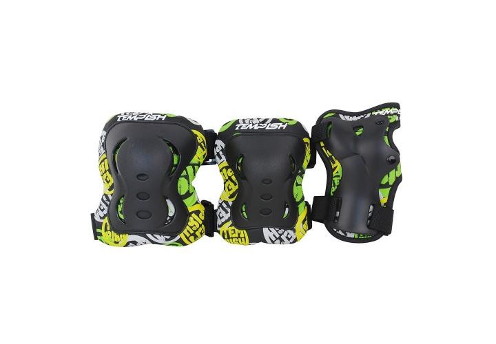 Защита (роликовые коньки) Tempish FID KIDS 3 пар. чорний/M