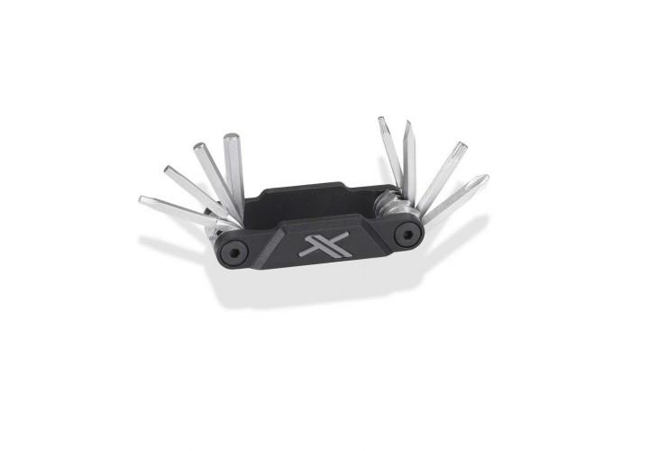 Мультитул XLC TO-M10 Q-Serie / 8 функций /черный