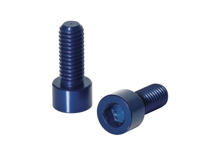 Болты для флягодержателя XLC BC-X02, 2шт, голубой