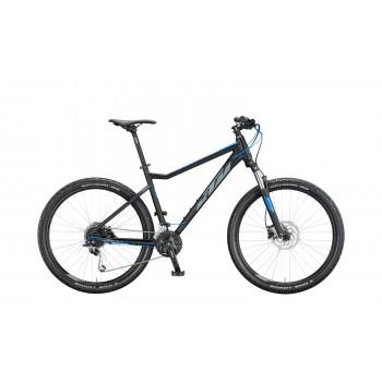 """Велосипед KTM ULTRA FUN 27"""", рама S, черно-серый , 2020"""