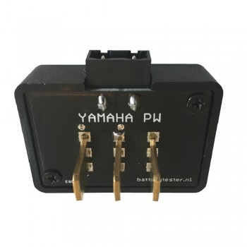 Адаптер для теста батарей Haibike Yamaha PW Smart, e-bike