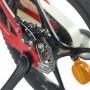 """Велосипед RoyalBaby SPACE SHUTTLE 18"""", OFFICIAL UA, красный"""
