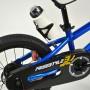 "Велосипед RoyalBaby FREESTYLE 18"", OFFICIAL UA, синий"