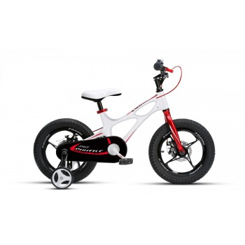 "Велосипед RoyalBaby SPACE SHUTTLE 16"", OFFICIAL UA, белый"