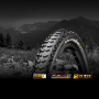 "Покрышка бескамерная Continental Mountain King 27.5""x2.6, , черная, складная, ProTection"