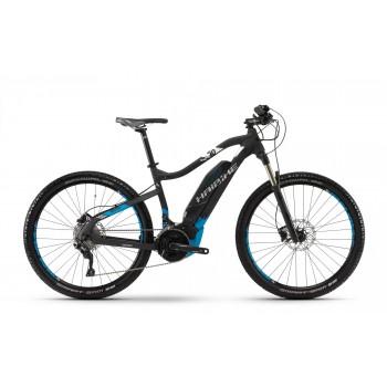 """Электровелосипед Haibike SDURO HardSeven 5.0 500Wh 27,5"""", рама L, черно-сине-белый, 2018"""