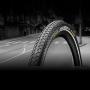 """Покрышка Continental RIDE Cruiser Reflex, 28""""x2.00, 50-622, Wire, ExtraPuncture Belt, 1130гр., черный"""