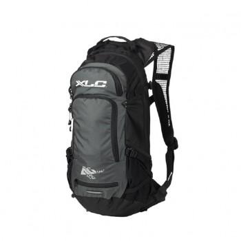 Рюкзак XLC BA-S80, черно -серый, 12л