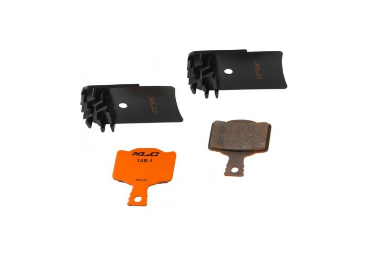 Тормозные колодки дисковые XLC BP-H32, Magura MT