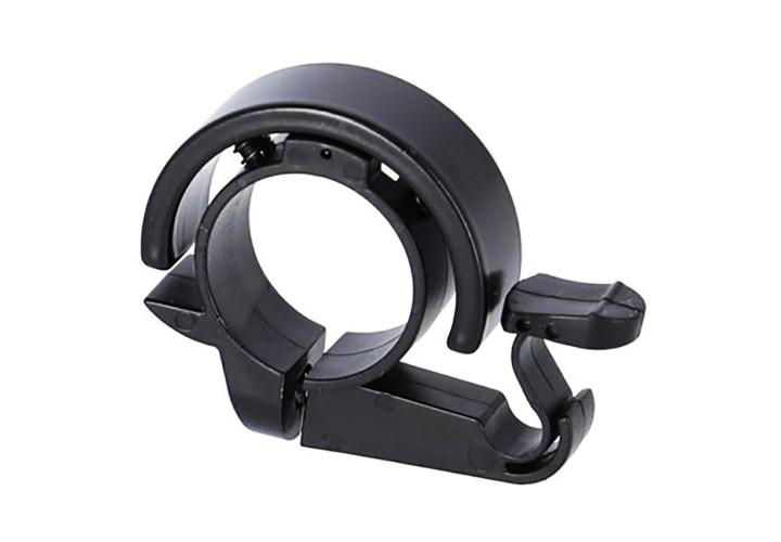 Звонок велосипедный XLC , черный