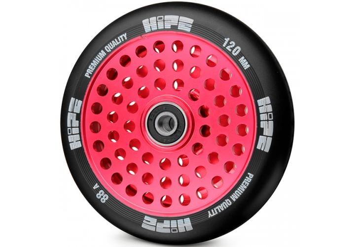 Колесо для трюкового самоката Hipe LMT20 120мм, red