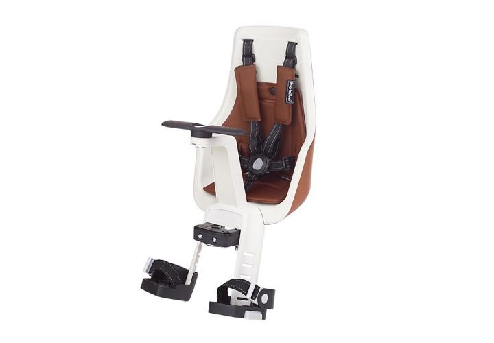 Детское велокресло Bobike Exclusive Mini Plus / Cinnamon Brown