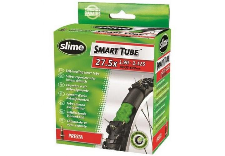Антипрокольная камера с жидкостью 27,5 x 1.9 - 2.2 PRESTA, Slime