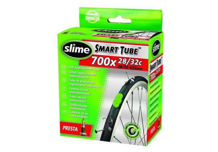 Антипрокольная камера с жидкостью 700 x 28 - 32 PRESTA, Slime