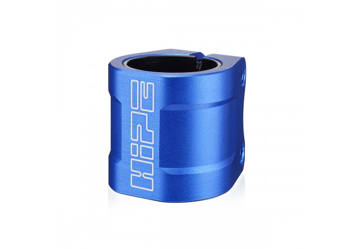 Хомут на руль для трюкового самоката Hipe LMT70 (IHC/HIC), blue