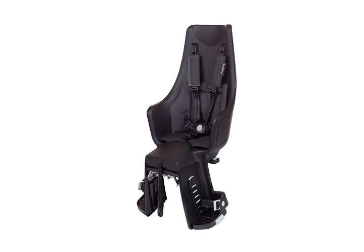 Детское велокресло Bobike Exclusive maxi Plus Carrier / Urban black