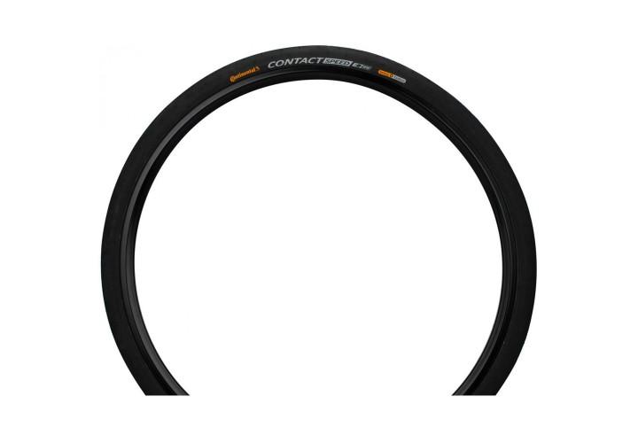 "Покрышка Continental Contact Speed, 28"" | 700 x 42C (40C) | 28 x 1.60, черная, не складная, skin"