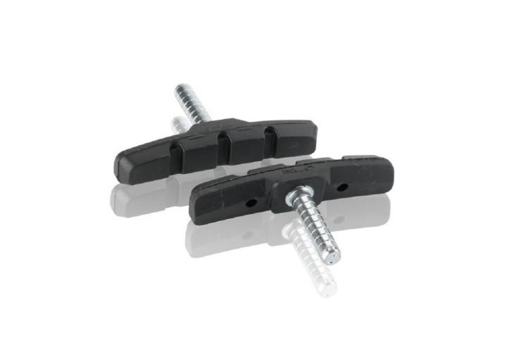 Тормозные колодки кантилеверные XLC BS-C03, 4шт, 70 мм, черные