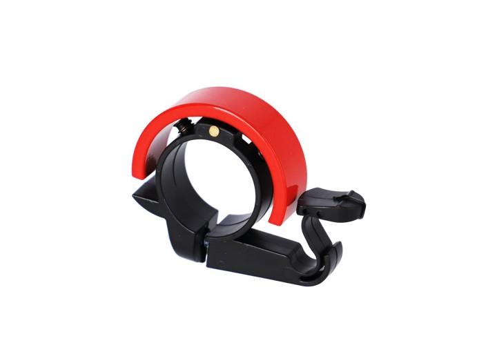 Звонок велосипедный XLC , красный