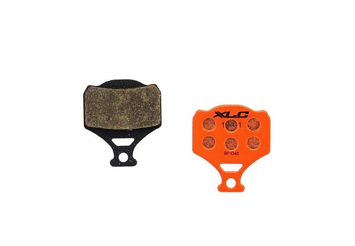 Тормозные колодки дисковые XLC BP-O46, Campagnolo