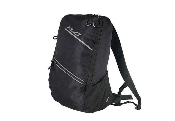 Рюкзак XLC BA-S100, черно-серебристый, 14л