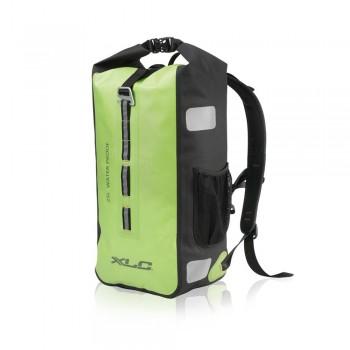 Рюкзак водонепроницаемый XLC, 61 x 16 x 24 см, неоново-зеленый