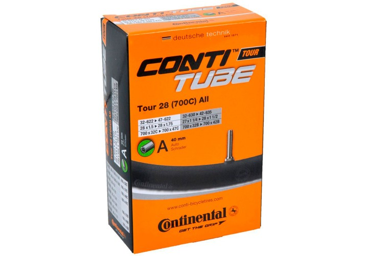 """Камера Continental Tour Tube All 28"""" A40 [ ->47-642]"""