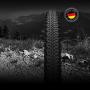 "Покрышка бескамерная Continental Terra Speed ProTection 28""   700 x 40C   28 x 1.50 черная/коричневая , складная skin"