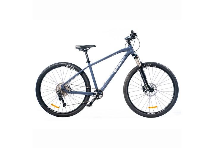 "Велосипед Spirit Echo 9.4 29"", рама M, серый, 2021"