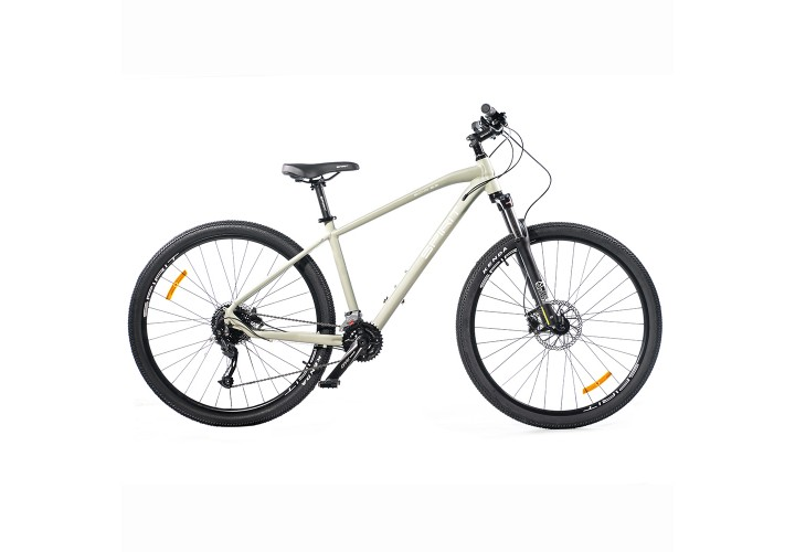 "Велосипед Spirit Echo 9.3 29"", рама L, серый, 2021"