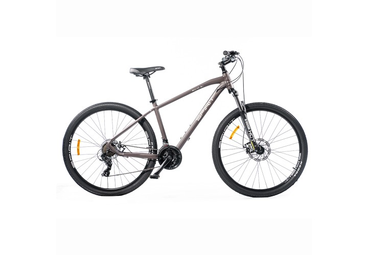 """Велосипед Spirit Echo 9.1 29"""", рама M, кофейный, 2021"""