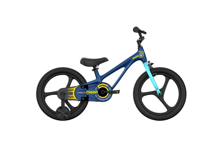 "Велосипед RoyalBaby Chipmunk MOON ECONOMIC MG 16"", OFFICIAL UA, синий"