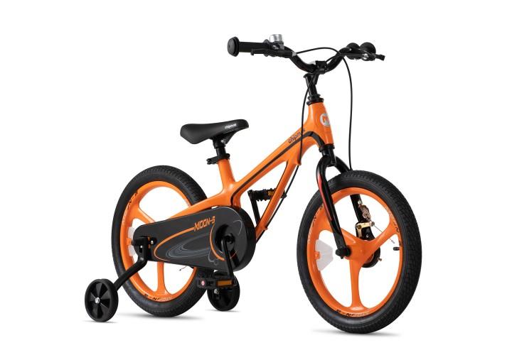 """Велосипед RoyalBaby Chipmunk MOON ECONOMIC MG 16"""", OFFICIAL UA, оранжевый"""