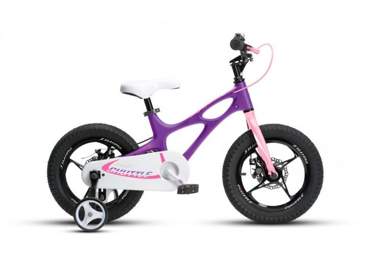 """Велосипед RoyalBaby SPACE SHUTTLE 16"""", OFFICIAL UA, фиолетовый"""