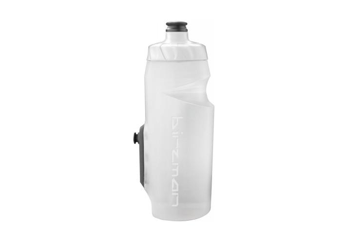 Фляга Birzman BottleCleat белая, 650мл