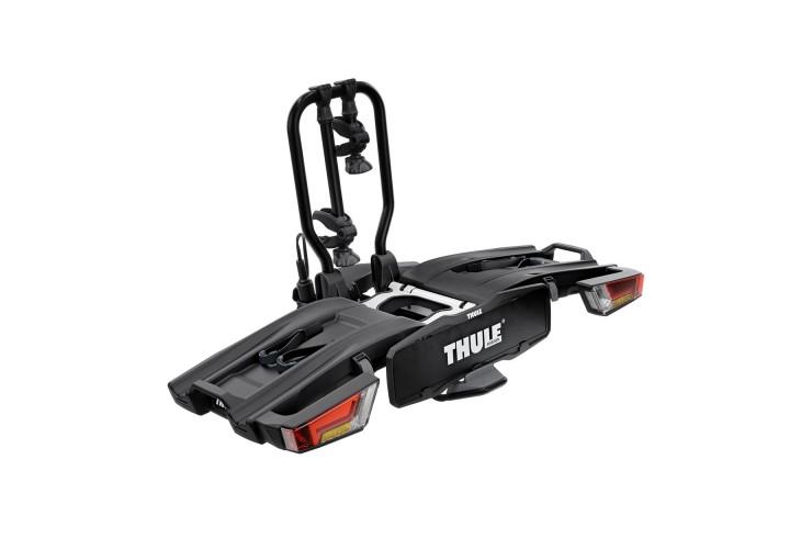 Велокрепление на фаркоп для 2-х велосипедов Thule EasyFold XT 2B 13pin Black