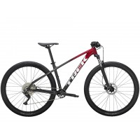 Trek 2022 Marlin 6 Rage Red to Dnister Black Fade