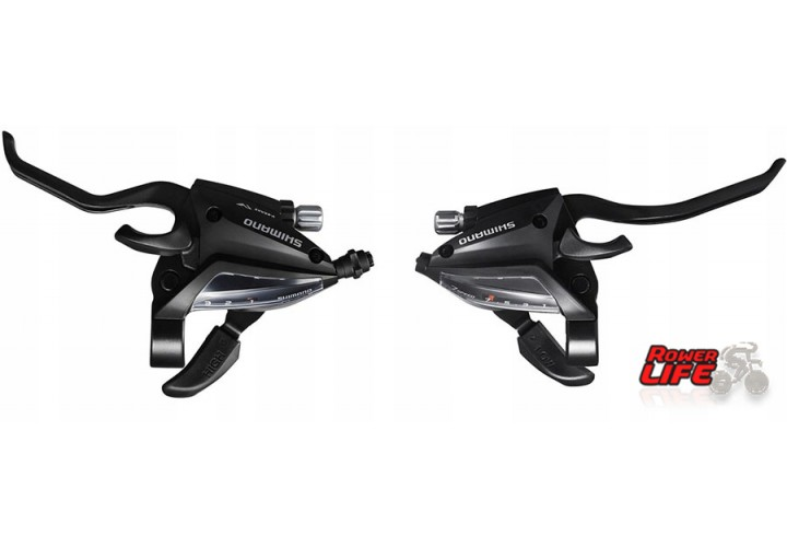 Манетки Shimano Acera ST-EF500 3х8  скор.